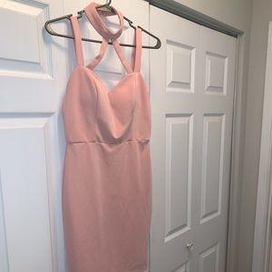 As U wish chocker dress